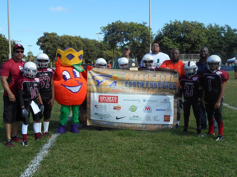 Orange Bowl Park of the Week Visits Four Parks Across Miami-Dade ... dca7a3682
